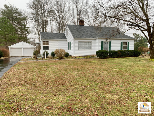 Solid 2 BR/1 BA Home w/Basement on 1/2 Acre Lot Just off of Rt. 208/Downtown Mineral, VA