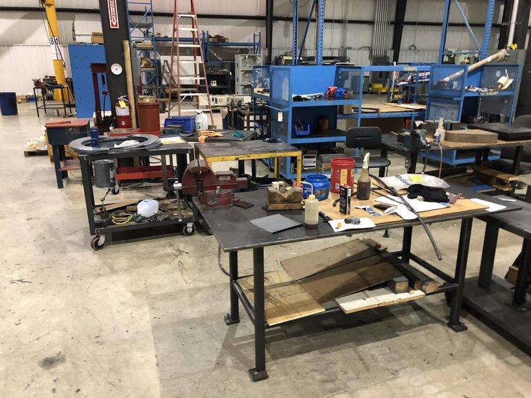 UCC Auction of RP Machine Enterprises, Inc.