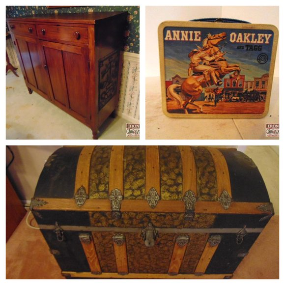 Antiques, Furniture, Appliances, Housewares and Much More!