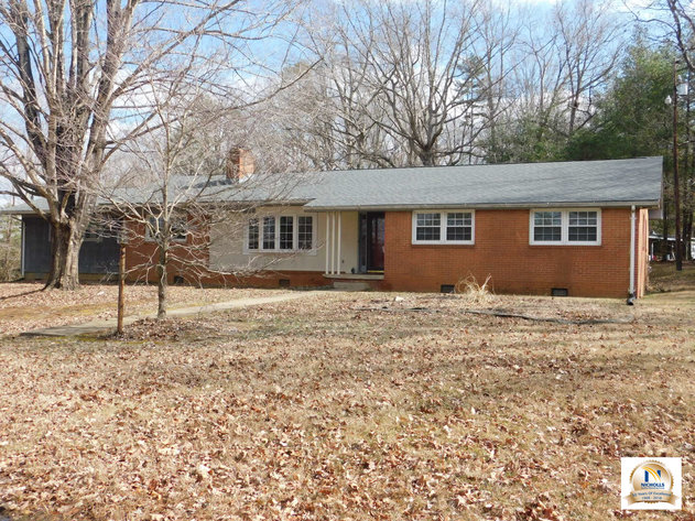 Solid Well Built 3 BR/2.5 BA Home on 1.58 +/- Acres in Orange County, VA