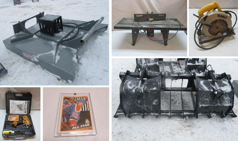 Ideal Corners Early March Consignment Auction