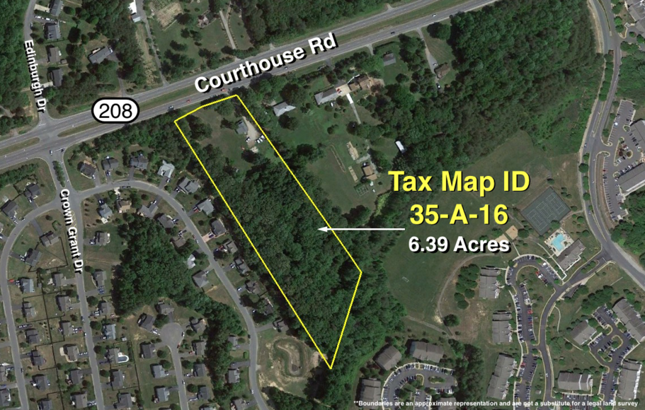 Featured Image for 3 BR/2 BA Home on 6+ Acres Fronting Courthouse Rd. (Rt. 208)--Spotsylvania County, VA
