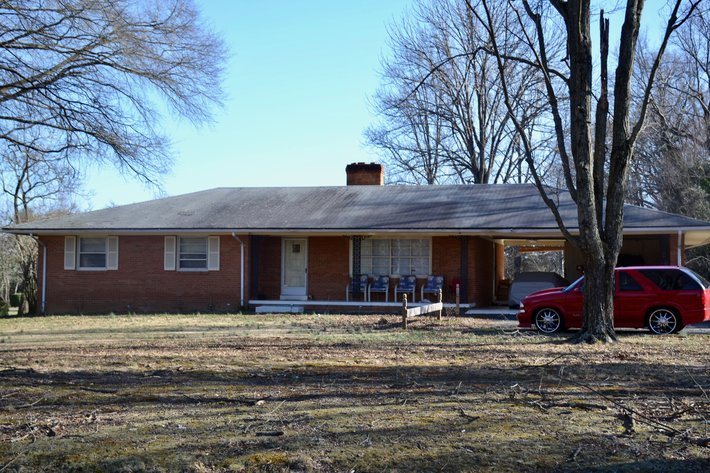 Image for 3 BR/2 BA Brick Home on 2.57 +/-  Acres Fronting Courthouse Rd. (Rt. 208)--Spotsylvania County, VA