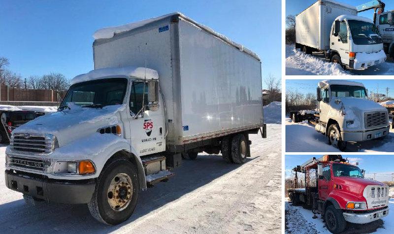 Heavy Truck Fleet Inventory Reduction