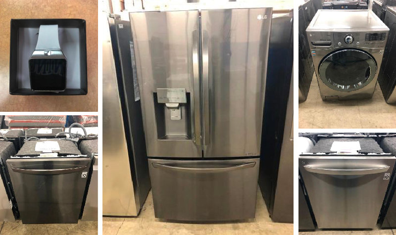American Specialties Inventory Sale: Appliances, Mattresses, Electronics and More!
