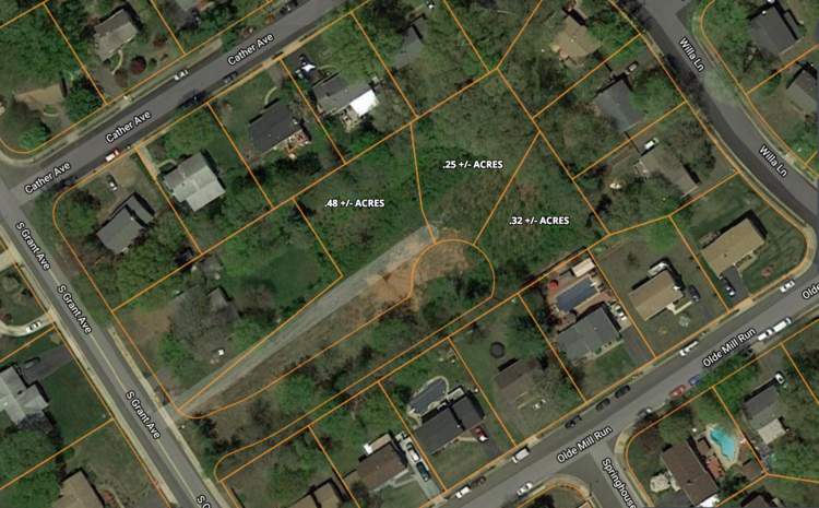 Image for 3 Building Lots on Public Water & Sewer in Manassas, VA--Prince William County