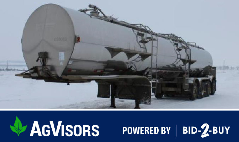 2006 Engle Stainless Steel Tanker, 2005 Engle Stainless Steel Tanker & 2001 Engle Stainless Steel Tanker