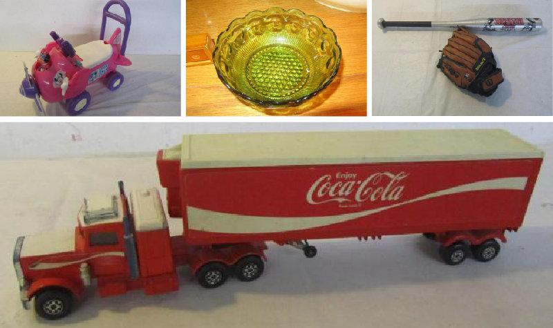 Ideal Corners Mid March Consignment Auction
