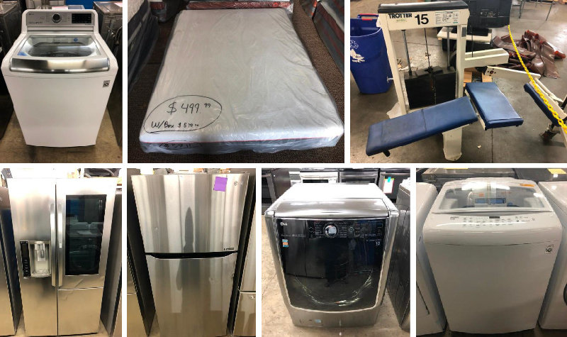 American Specialties MASSIVE Inventory Sale: Appliances, Mattress, Electronics and More!
