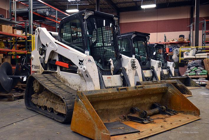 Construction Equipment & Trucks