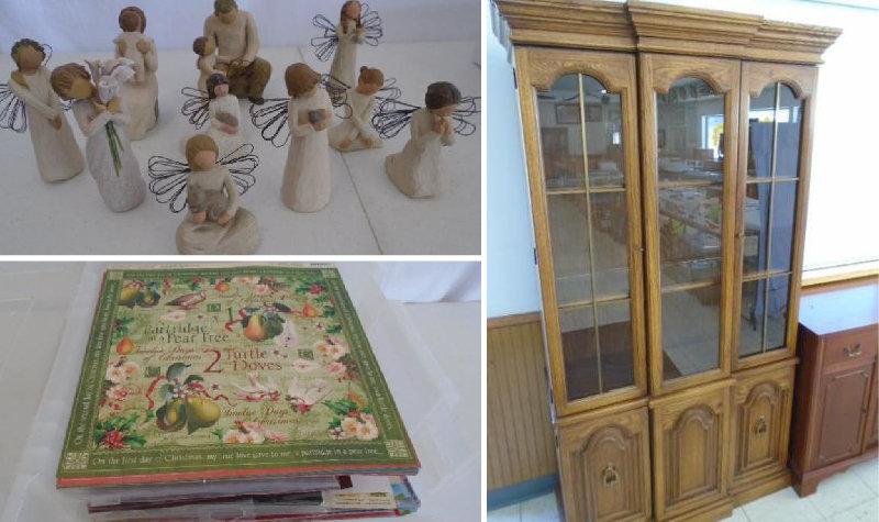 Sauk Rapids Furniture, Collectibles & Craft Supplies