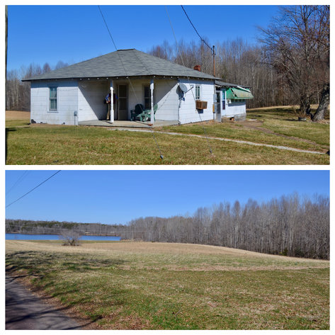 Image for 2 BR Bungalow on 15.9 +/- Acres w/Pond on Gordon Rd. Across From Ni River Reservoir
