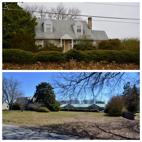 Image for 4 BR/2 BA Home w/Detached Garage & Adjacent Lot—Commercial Potential Fronting Courthouse Rd. (Rt.208) in Spotsylvania County, VA