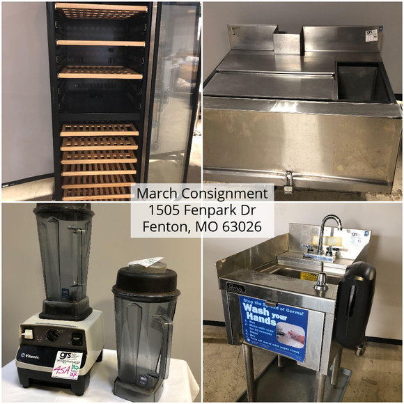 Big March Kitchen Consignment