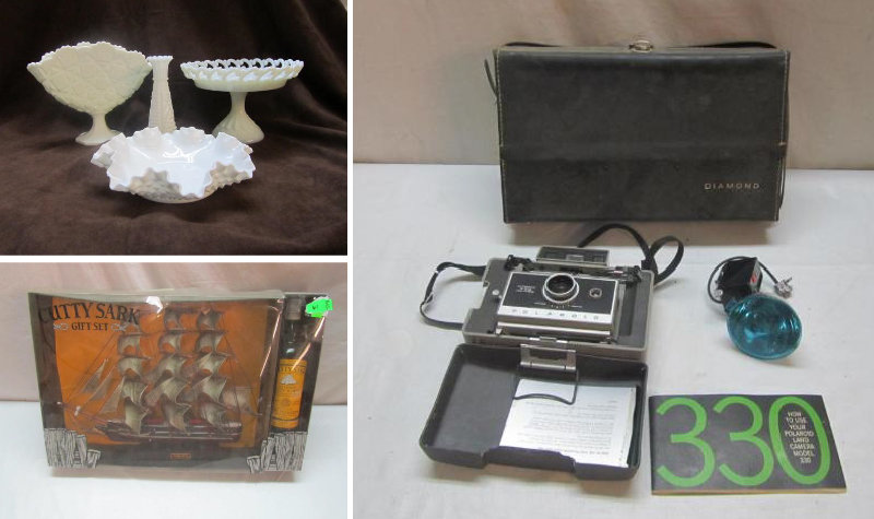 Ideal Corners April Consignment Auction