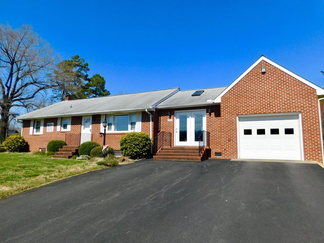 Image for Well built 2 BR/2 BA Brick Home on .83 +/- Acres w/Detached Double Bay Garage/Workshop in Orange County, VA