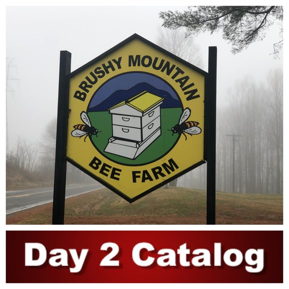 Receivership Auction of Brushy Mountain Bee Farm Day 2 of 2