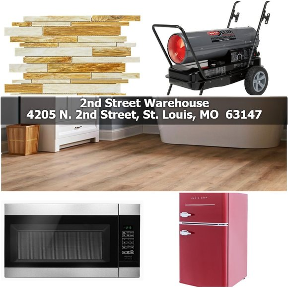 2nd Street Warehouse - Flooring and Appliance