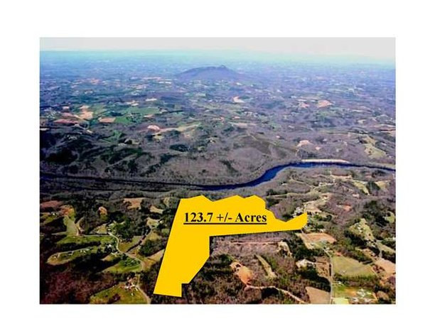 Land Auction - Online Only - East Bend, NC