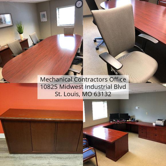 Mechanical Contractors Office