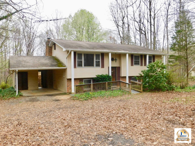 Image for 4 BR/2 BA Home on 4.8 +/- Wooded Acres in Orange County, VA--SELLS to the HIGHEST BIDDER!!