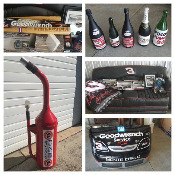 NASCAR Racing Memorabilia and Antiques from the Danny