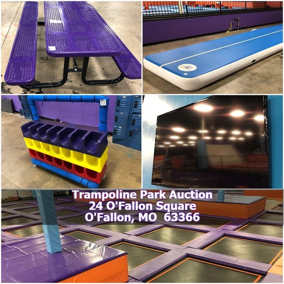 Trampoline Park & Tumbling Auction