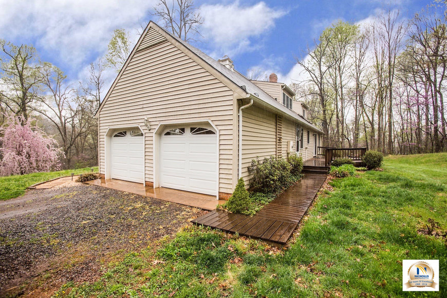 Featured Image for Well Built 3 BR/2.5 BA Home with Basement on 3.3 +/- Acres in Orange County, VA