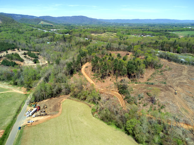 Land Auction - 380+/- Acres in Carroll County, VA