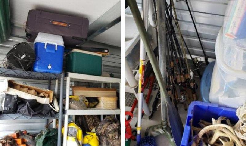 (1) 10X20 Storage Unit