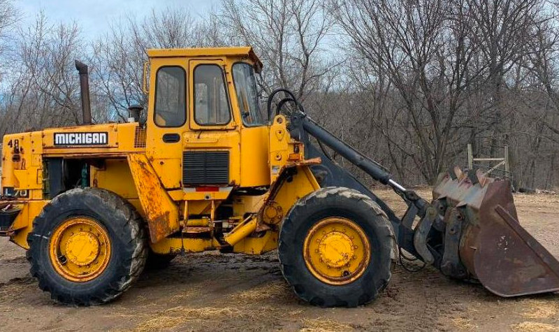 Michigan L70 Wheel Loader