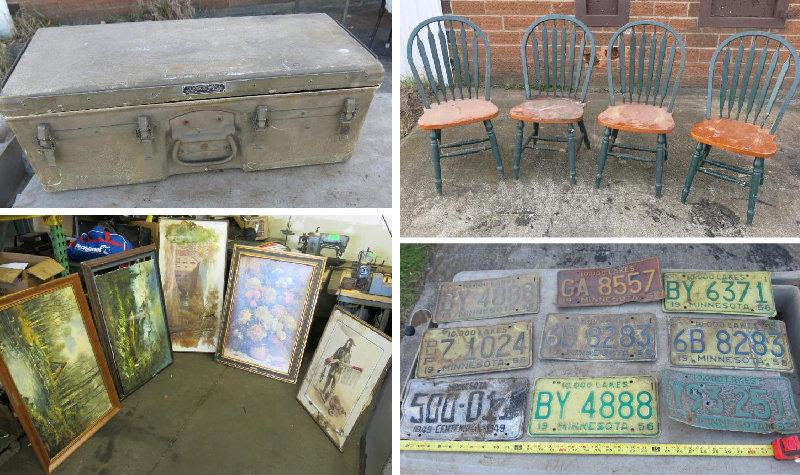 Ed Vogel Antiques, Vintage, and Toys Estate Auction #5