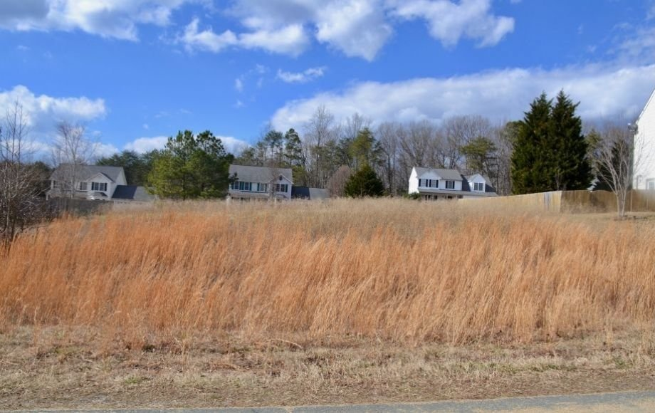 5 LOTS in SPRING CREEK SUBDIVISION in SPOTSYLVANIA COUNTY, VA—PUBLIC WATER & SEWER