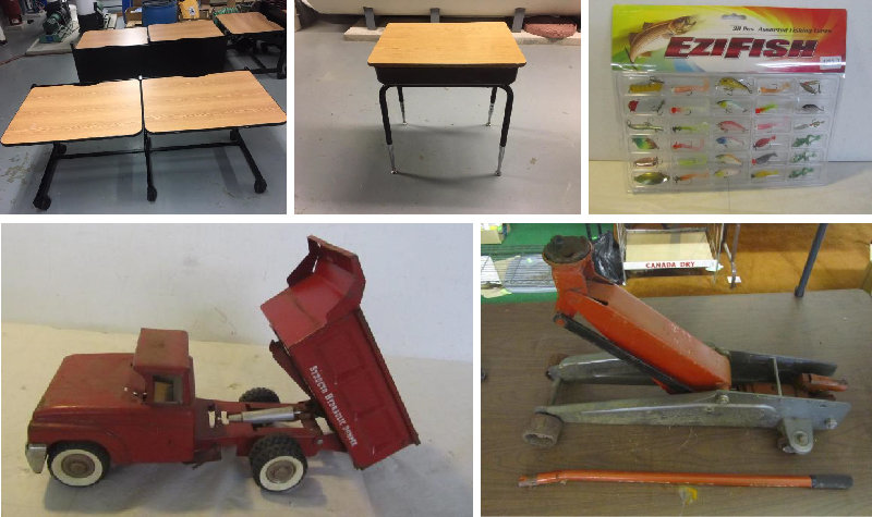 Ideal Corners May Consignment Auction