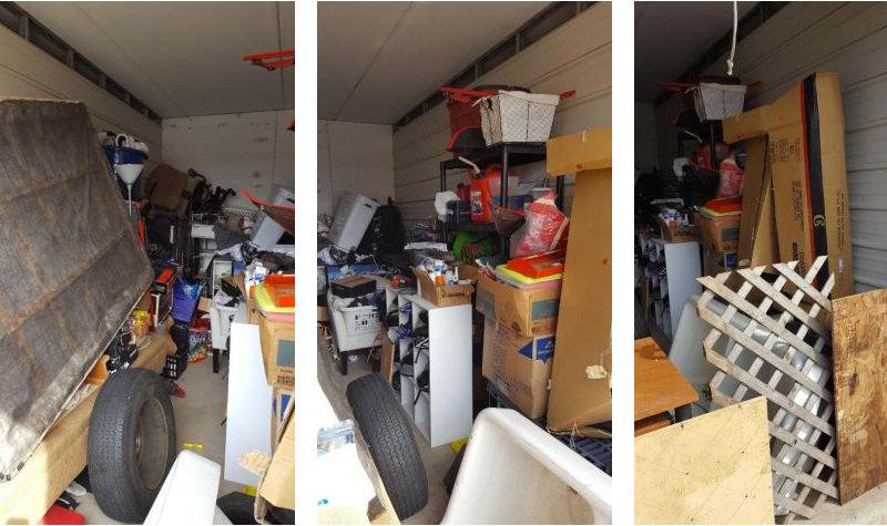 (1) 8X20 Storage Unit