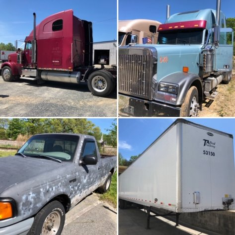 Online Only Bankruptcy Auction - Allred Trucking