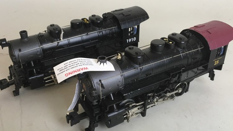 Live and Online - Train Auction Featuring Standard Gauge Train Collection: 5-16-19