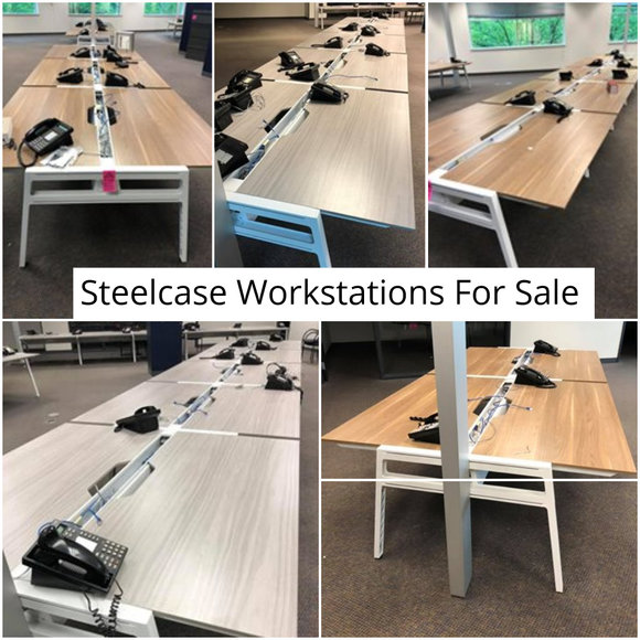 For Sale - Call for Pricing: Steelcase Workstation Sale
