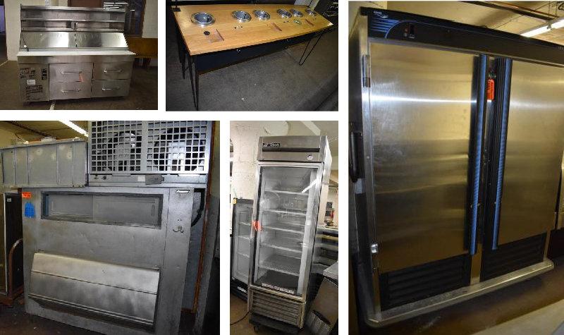 Multi Business Restaurant & Bar Equipment