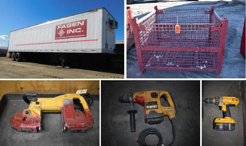 Large General Contractor Surplus