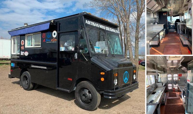 1994 GMC Diesel Food Truck