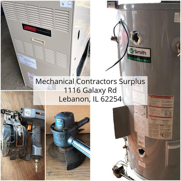 Mechanical Contractors Surplus