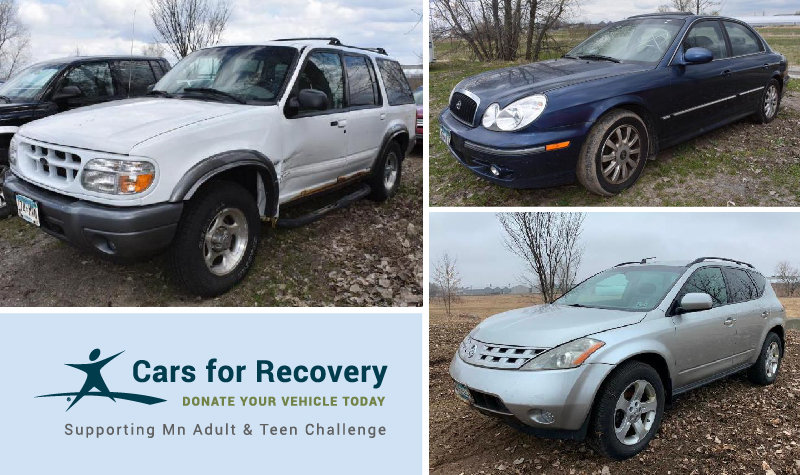MN Adult & Teen Challenge - Cars for Recovery Vehicle Auction