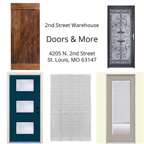 2nd Street Warehouse - Doors and More
