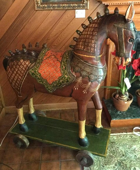 Alderfer Online - New Hope, PA Part 1: 5-28-19 | Beautiful New Hope Estate Featuring Howard Miller Grandfather Clock, Marble Top Buffet, Artwork Collection, Marble Bust & More!