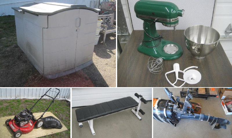 Sauk Rapids Furniture, Shop Tools, Lawn and Garden & More
