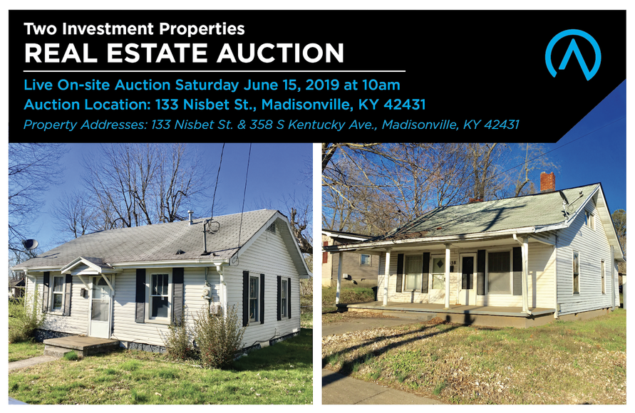 Madisonville KY Investment Property Auction | Atlas Real