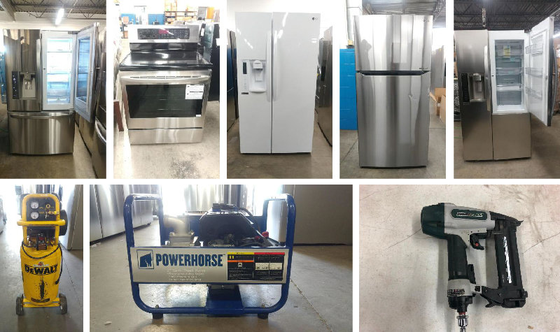 American Specialties Spring TRUCKLOAD | Refrigerator BLOWOUT | Appliances | TOOLS and More!