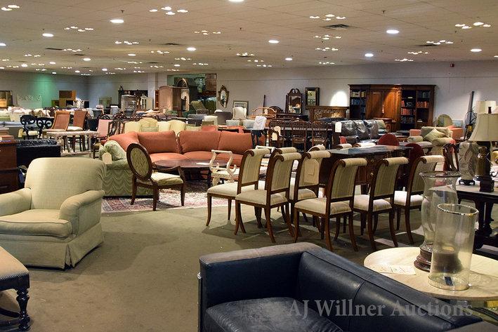 Bograd's Furniture Showroom