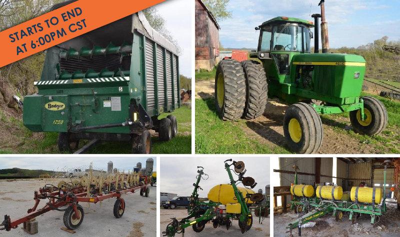Farm Inventory Reduction